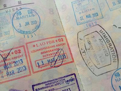 パスポート,申請,5年,10年,比較,ビザ