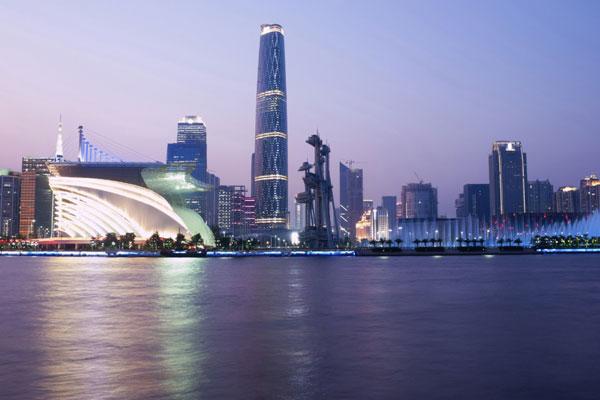 海外旅行,広州,中国