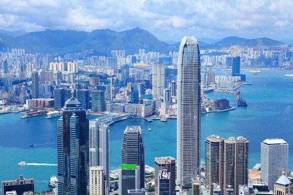 海外旅行,香港