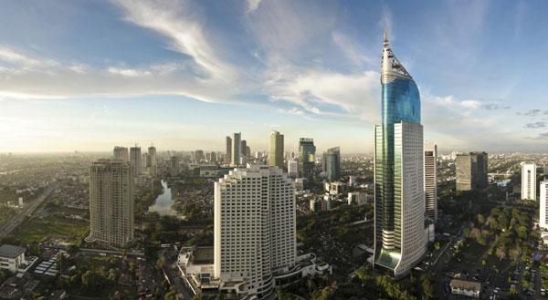 海外旅行,ジャカルタ,インドネシア