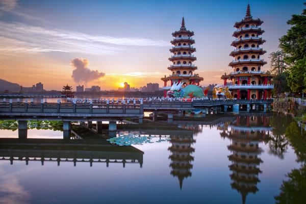 海外旅行,高雄,台湾