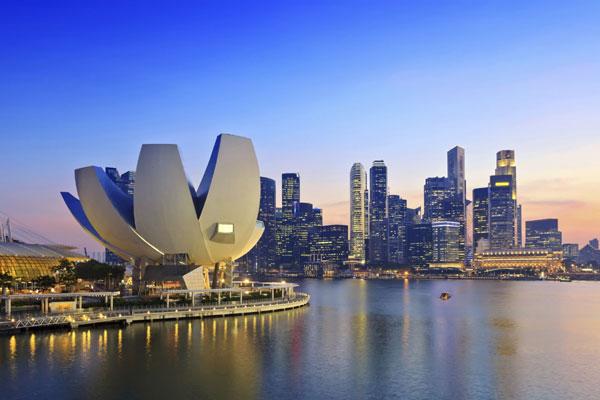 海外旅行,シンガポール
