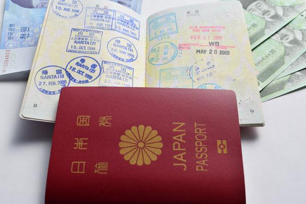パスポート,ビザ